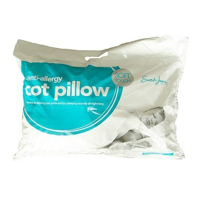 Sarah Jayne Anti-Allergy Pillow, Cot/Cot Bed from Sarah Jayne