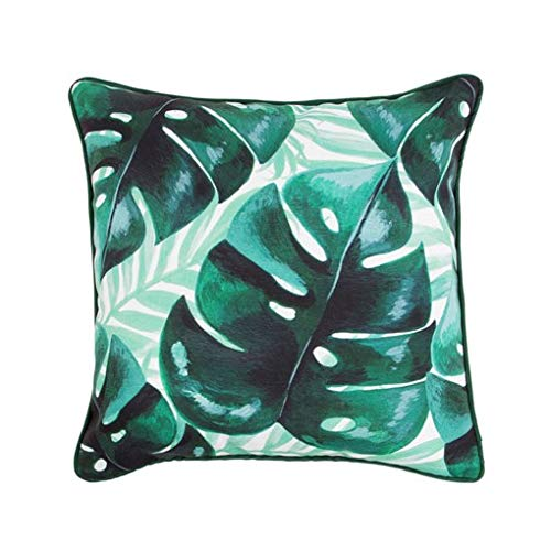 Botanical Jungle Cushion with Inner from Sass & Belle