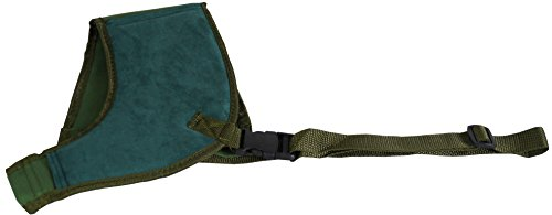 Savage Island Shotgun Shoulder Recoil Pad - Clay Pigeon Shooting or Hunting (Green) from Savage Island