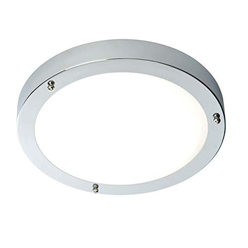 Saxby Bathroom Portico lED IP44 9W Light Flush LED module 220-240V from Saxby