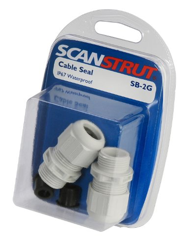 Scansturt SB-2G Cable Seal Pack - White from Scansturt