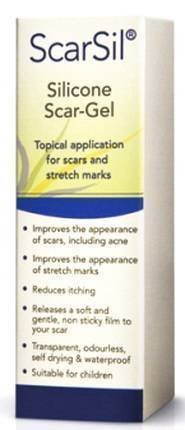 SCAR SIL - SCAR GEL TOPICAL SILICONE GEL - 15ML SIZE - 15ML by SCARSIL from ScarSil