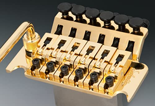 Schaller Original Tremolo Lock Master Gold from Schaller