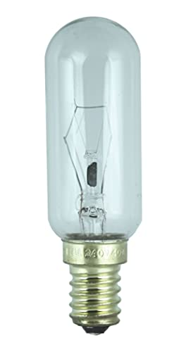 40w Cooker hood appliance pygmy light bulb (SES, E14, small screw cap) from Schiefer
