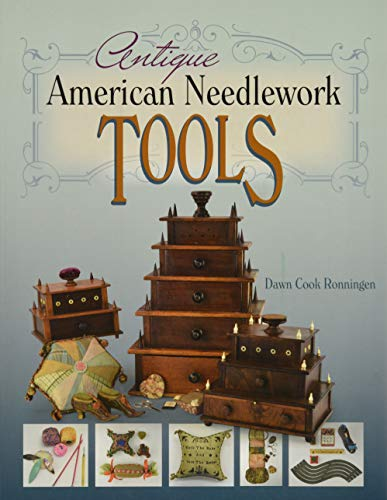Antique American Needlework Tools from Schiffer Publishing