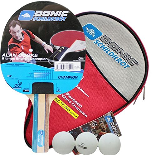 Schildkrot Alan Cooke Champion 1 Player Table Tennis Set from Donic-Schildkroet