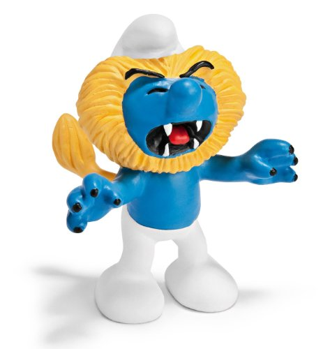 Leo Smurf from Schleich