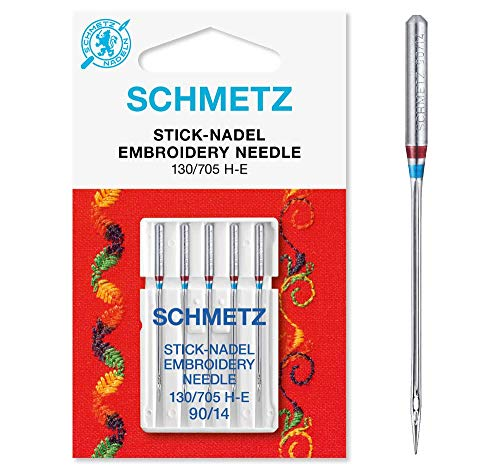 Choice of 89 Types//Sizes Size: 70//10, + Free Needle Threader /& Postage - Jeans//Denim 3 Packets for The Price of 2! Sewing Machine Needles Schmetz