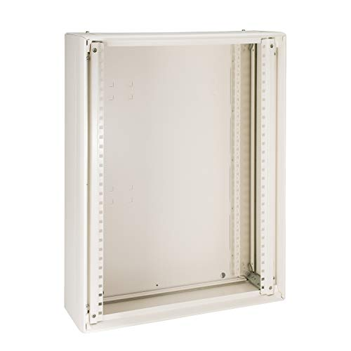 Schneider Electric 08105 WALL-MOUNTED ENCL.W600 15M PRISMA G IP30, White from Schneider Electric