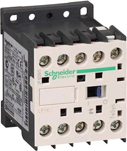 Schneider Electric LP1K09008ED Contactor 20A 48V, Cont.-2No 2Nc 20A Ac1 Poles from Schneider Electric