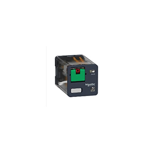 Schneider Electric RUMF22F7 Relay 2CO 10A 120V, 2Co 10A Relay Faston 120Ac from Schneider Electric