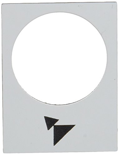 Schneider Electric ZB2BY4915 Legend Plate 30x40mm, Legend Forward Slow_Fast from Schneider Electric