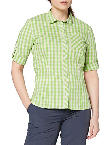 Schöffel RIGA2 Blouse Women's Blouse, Womens, Blouse Riga2, greenery from Schöffel