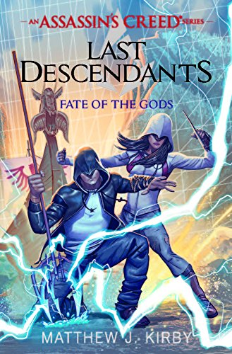 Last Descendants: Fate of the Gods (Assassin's Creed) from Scholastic
