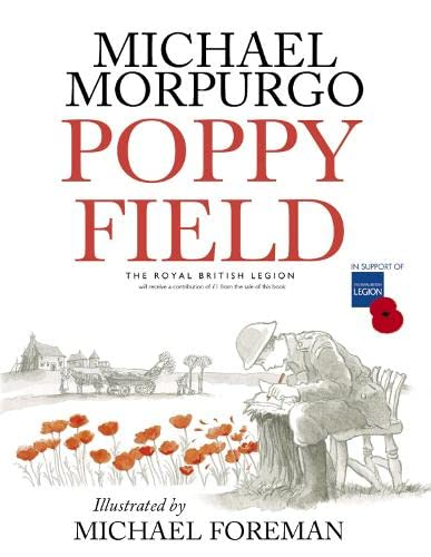 Poppy Field from Scholastic