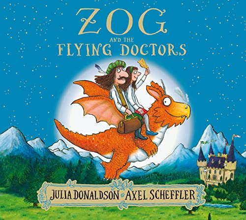 Zog and the Flying Doctors from Scholastic