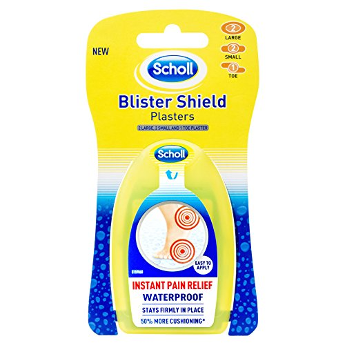 Scholl Mixed Toe Blister Plaster - Pack of 3 from Scholl
