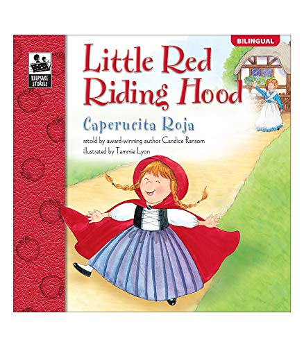 Little Red Riding Hood/Caperucita Roja (Brighter Child: Keepsake Stories (Bilingual)) from School Specialty Publishing