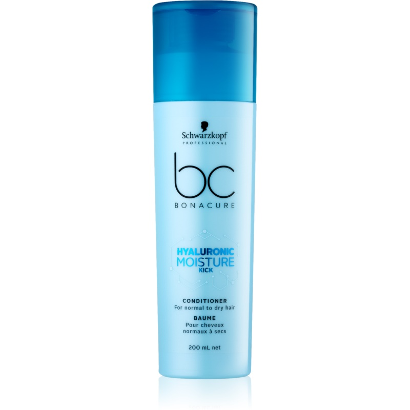 Schwarzkopf Professional BC Bonacure Hyaluronic Moisture Kick Conditioner For Normal To Dry Hair 200 ml from Schwarzkopf Professional