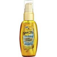 Schwarzkopf Got2b Oil-licious Tame and Shine Styling Oil 50ml from Schwarzkopf