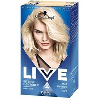 Schwarzkopf Live Color XXL HD Intense Colour Permanent 00B Max Blonde from Schwarzkopf
