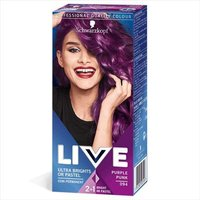 Schwarzkopf Live Color XXL Ultra Brights Purple Punk from Schwarzkopf