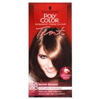 Schwarzkopf Poly Color Permanent Cream Colour tint 38 Warm Brown from Schwarzkopf