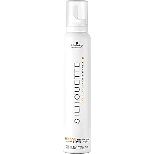 Schwarzkopf Silhouette Flexible Hold Mousse 200ml from Schwarzkopf