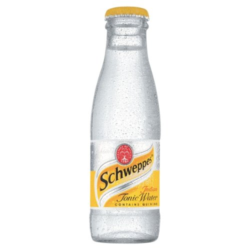 Schweppes Tonic Water 24 x 125ml from Schweppes