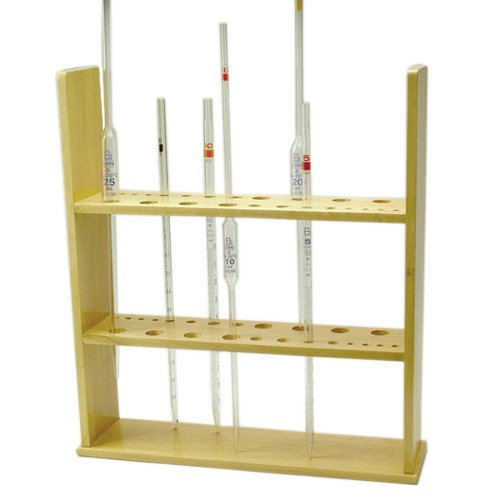 Science2Education C590 Pipette Stand for 24 vertical from Eisco