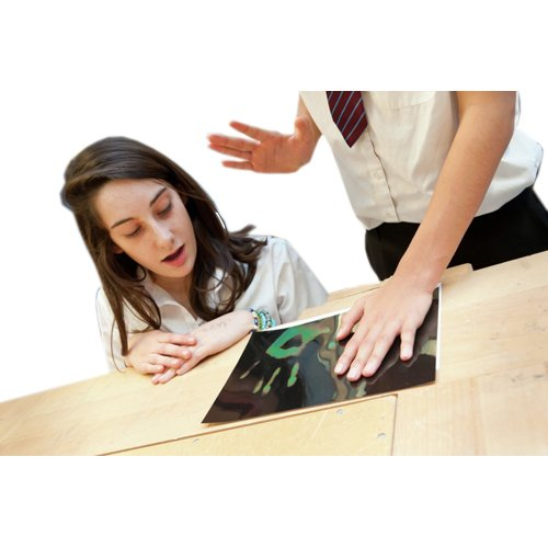 Science2Education SEIT9001A Smart Material Thermo chromic Sheet from Eisco