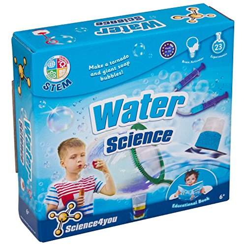 Science4you  Water Science Kit  Educational Science Toy  STEM Toy from Science4you