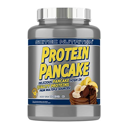 Protein Pancake 1036g Chocolate-Banana from Scitec Nutrition