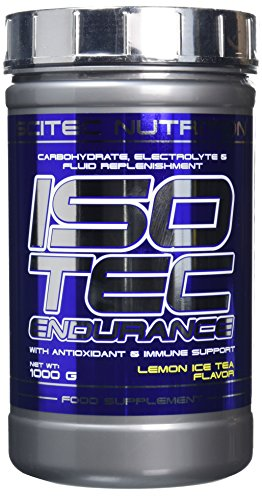 Isotec Endurance 1000g Lemon ice Tea from Scitec Nutrition