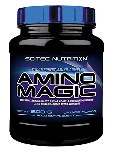 Amino Magic 500g Orange from Scitec Nutrition