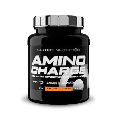 Amino Charge 570g Peach from Scitec Nutrition