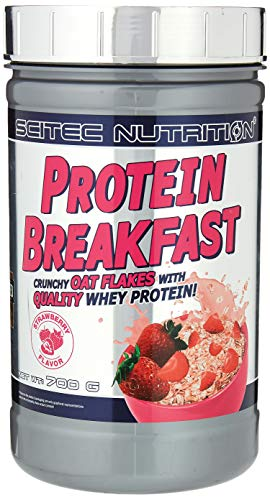 Protein Breakfast 700g Strawberry from Scitec Nutrition