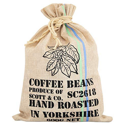 NEW Coffee Beans set - Your Coffee Set Contains 10 Different Around The World Coffees Which Are Hand Roasted In The UK. They Are Hand Stamped, Complete With Info Booklet For An Ideal Gift, Present. from Scott & Co