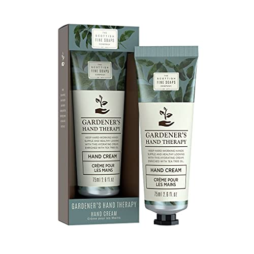 The Scottish Fine Soaps Gardeners Hand Therapy Hand Cream75ml from Scottish Fine Soaps