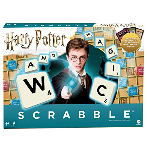 Scrabble 900 DPR77 Harry Potter Game from Scrabble