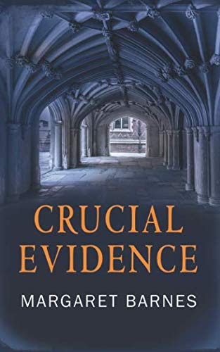 Crucial Evidence (Cassie Hardman legal thriller) from Scribbling Advocate