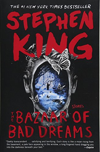 The Bazaar of Bad Dreams from Scribner Book Company