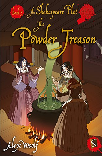The Shakespeare Plot: The Powder Treason from Scribo