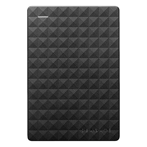 Seagate 1 TB Expansion USB 3.0 Portable 2.5 Inch External Hard Drive for PC, Xbox One and PlayStation 4 (STEA1000400) from Seagate