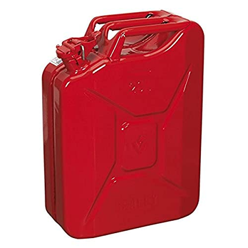 Sealey JC20 20ltr Jerry Can - Red from Sealey