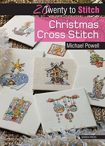 Christmas Cross Stitch (Twenty to Make) from Search Press