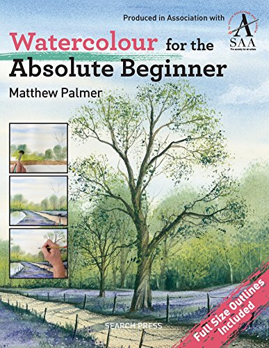 Watercolour for the Absolute Beginner from Search Press