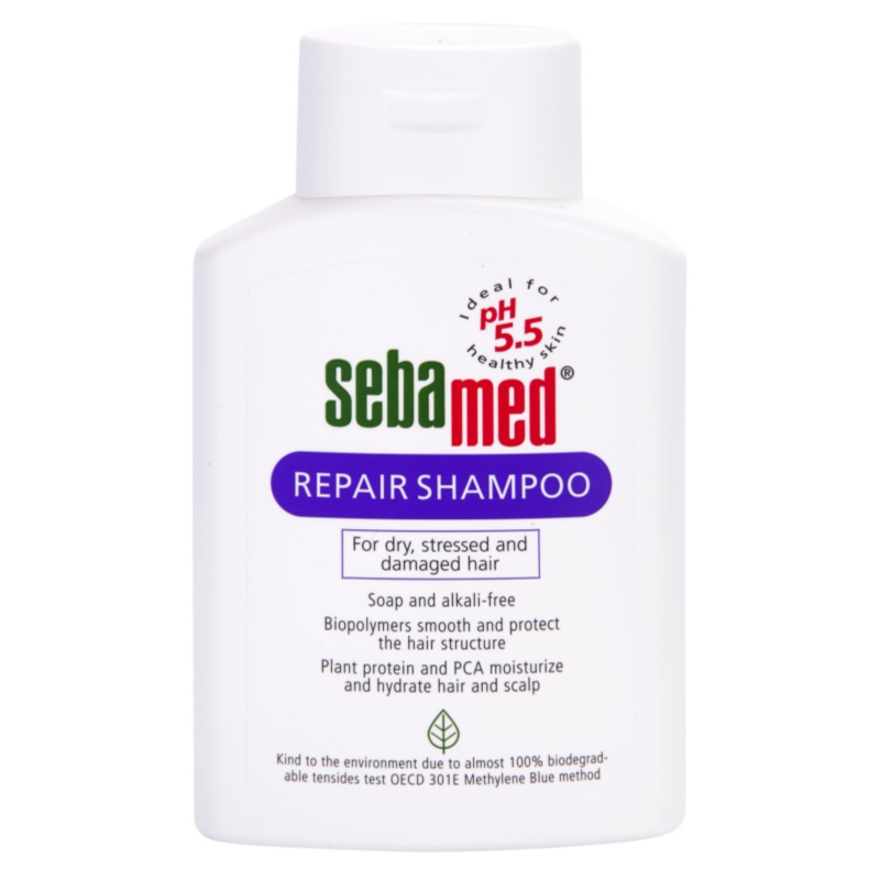 Sebamed Hair Care Regenerating Shampoo For Dry And Damaged Hair 200 ml from Sebamed