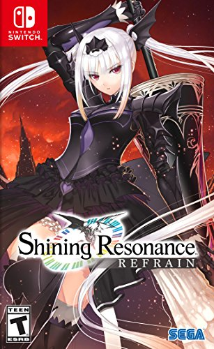Shining Resonance Refrain for Nintendo Switch from Sega Games