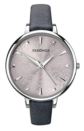 SEKONDA Womens Analogue Classic Quartz Watch with PU Strap 2664.27 from Sekonda